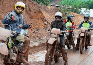 Motorcycle Adventure Tour to Ba Be National Park 3 Days – 2 Nights