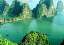 Vietnam cited a top 20 world's most beautiful country
