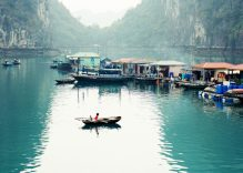 Vung Vieng Floating Village Halong Bay