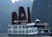 Luxury Pelican Cruise Halong Bay