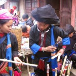 Sapa Trekking - Wednesday Cao Son Market Package Tour - Ethnic Girls
