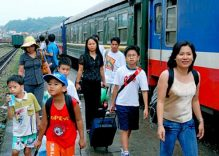 Travel time for North-South passenger trains to change from September