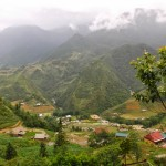 Cat Cat village Sapa - The Overview