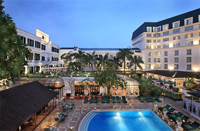 Ha Noi Metropole hailed among top World's best hotels