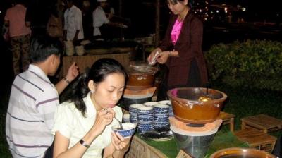 Hang Buom Cuisine Street inaugurated