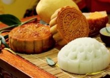 Moon cakes add flavour to Mid-Autumn Festival celebrations