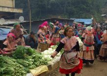 Muong Khuong Market Sapa Travel Guide