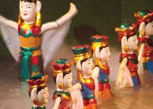 Water puppetry to be showcased for 1st time at Vietnam fest in Japan