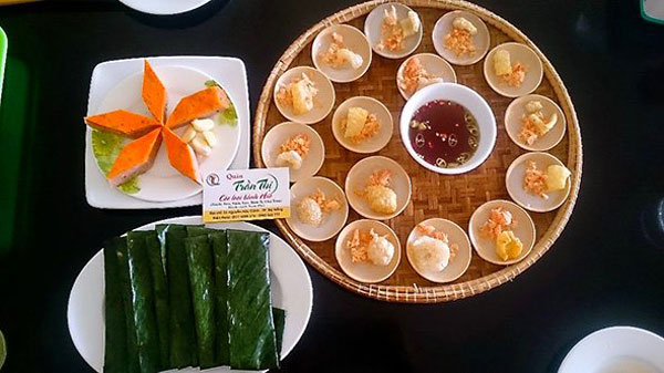 Cuisines from Central Vietnam