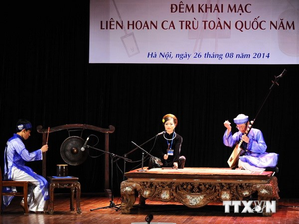 Ha Noi boosts efforts to preserve Ca Tru singing - Travel guide