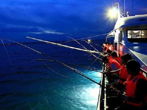 Ha Long Bay selected as one of top 10 fishing spots around the world