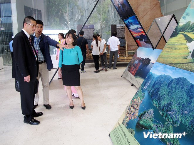 Quang Ninh holds exhibition on World Heritage sites in Viet Nam - Travel guide