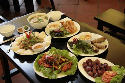 Regional specialties introduced in Ha Noi - Travel guide
