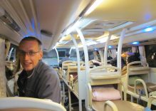 Sleeping bus from Hanoi to Vientiane – Daily departure