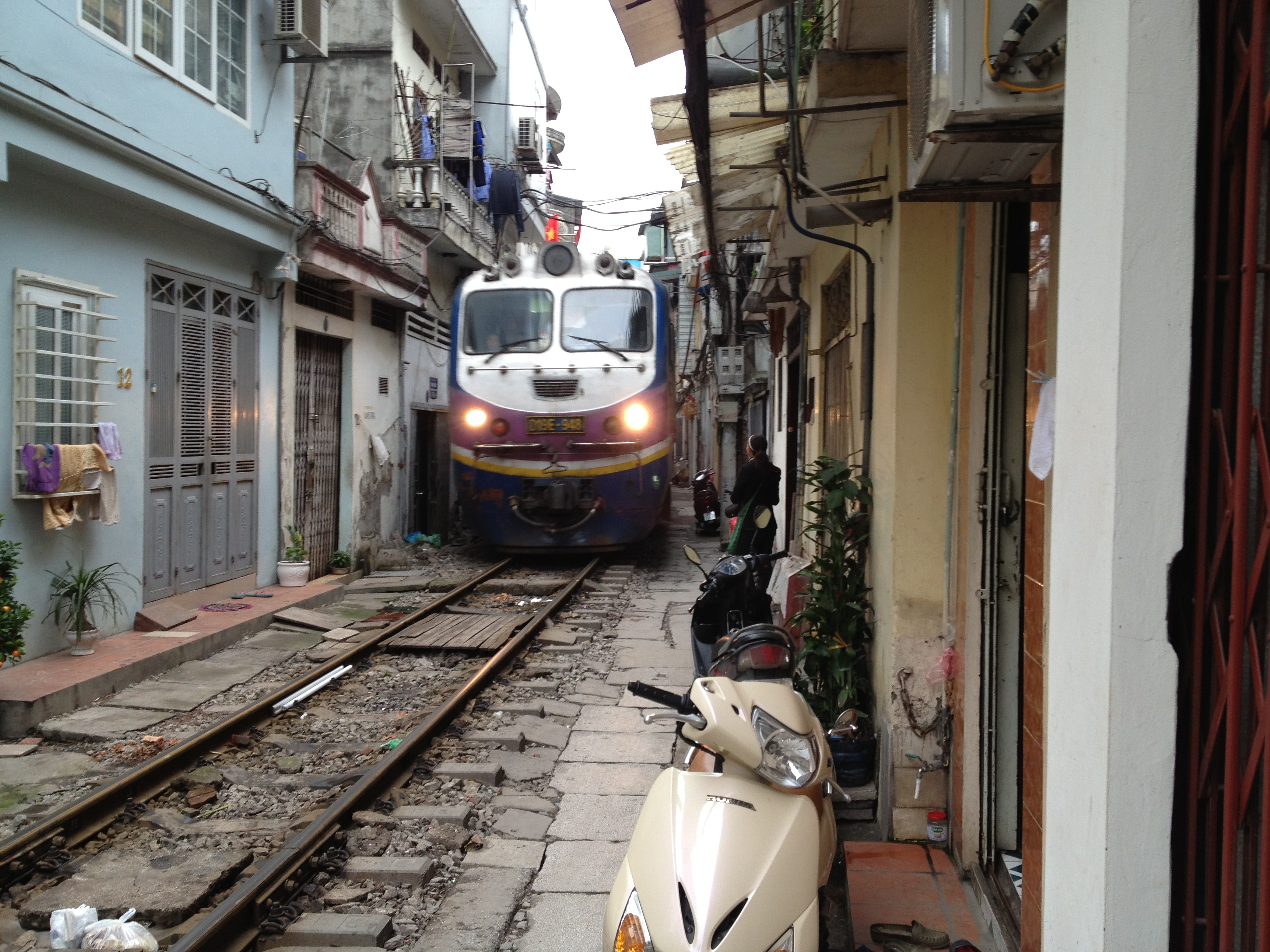 Train Ticket Hanoi Hue Halong Bay Cruise Sapa