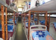 Vietnam Open Bus ticket Hanoi – Sai Gon Daily Departure