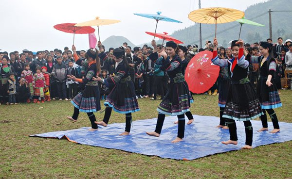 Biggest Mong festival set to begin - Halong Sapa Packages