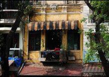 Hanoi's old coffee house