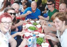 Food tours offer a taste of the capital's cuisine beyond pho