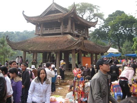Pagoda Festival to draw massive crowds again