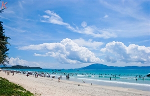 Vietnam's Ho Coc Beach among top cheapest paradises on earth