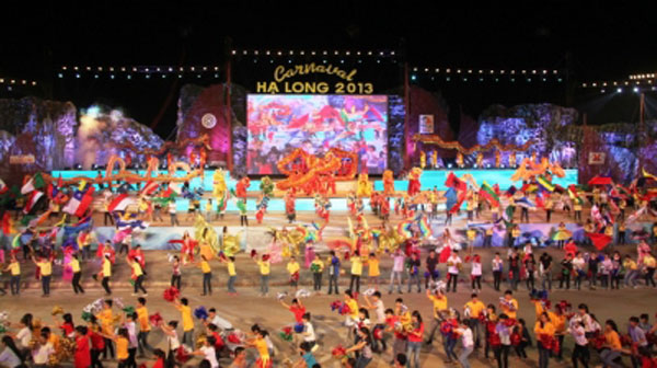 Ha Long to host 2015 Carnaval