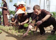 Hoi An develops farm tourism