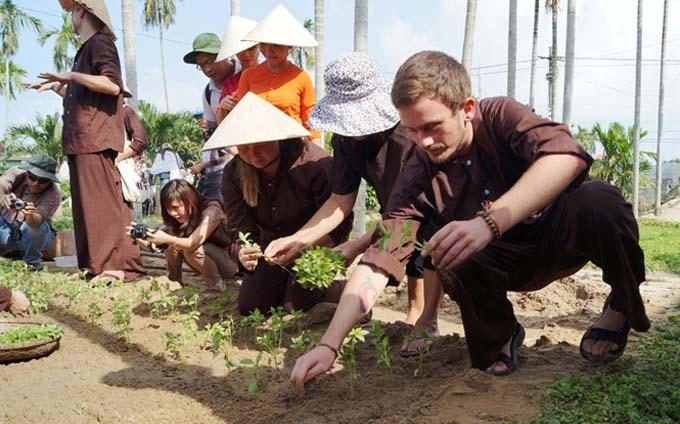 Hoi An develops farm tourism