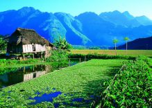 Special trip to Mai Chau – A fragrant flower of Muong land