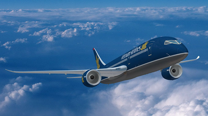 Vietnam Airlines offers online check-in service