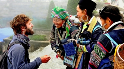 Homestays brings foreign language skills to mountainous region