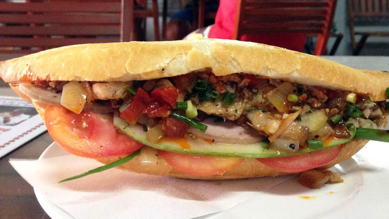 Is the banh mi the world's best sandwich