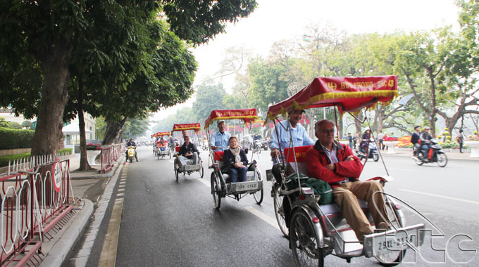 The cyclo listed in 30 most unique modes of transport in the world