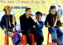Chut ethnic people celebrate traditional Tet