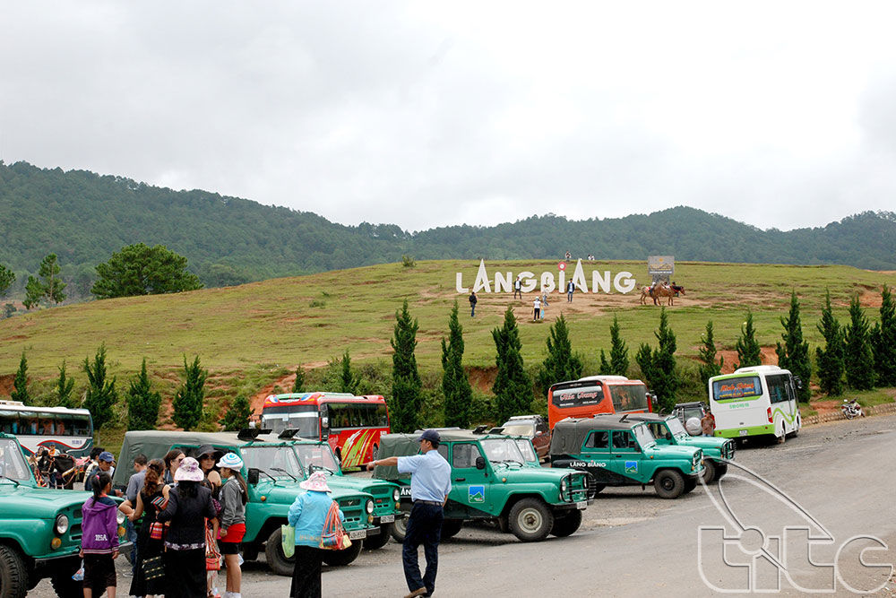 Lang Biang and the legendary love story in Da Lat
