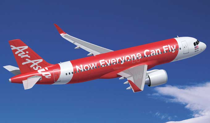 AirAsia launches Penang - Ho Chi Minh City direct flights
