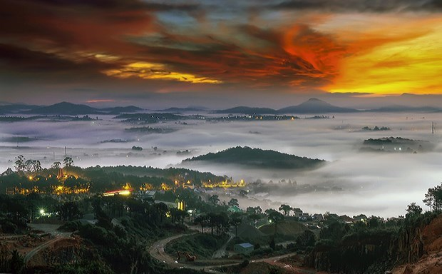 Da Lat city among world's destinations in 2016