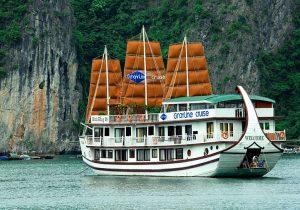 Greyline Cruise Halong Bay