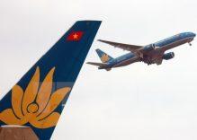 Tet holiday air ticket sales vibrant