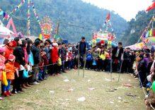 Bac Kan ethnic groups celebrate Long Tong Festival