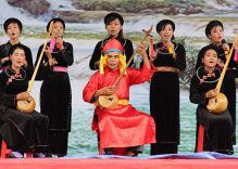 Then singing recognized as national intangible cultural heritage
