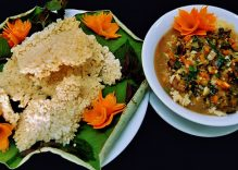 'Com chay' – a tasty dish of Ninh Binh