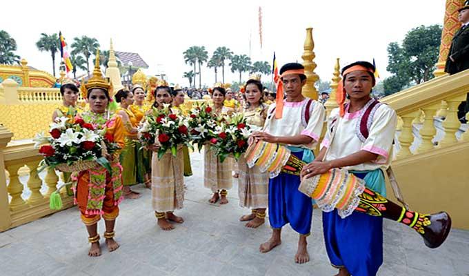 Khmer costumes