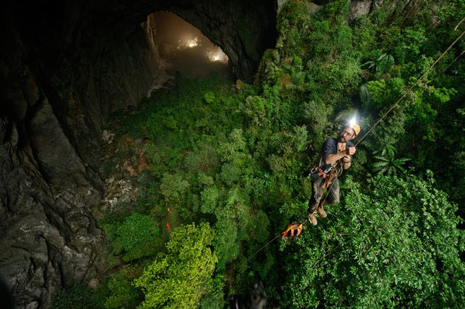 US Assistant Secretary of State to explore Son Doong Cave