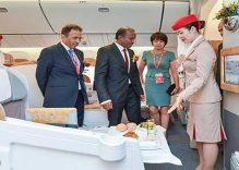 Emirates launches Dubai-Ha Noi air route