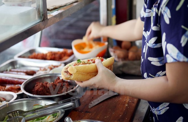 HCM City among world's best cities for street food