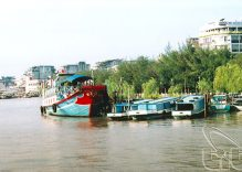 Ninh Kieu Site – The symbol of Can Tho City