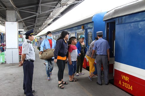 Saigon Railways offers up to 50 percent discount