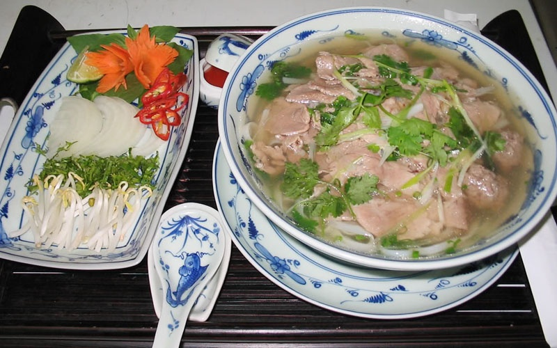 Three Vietnamese dishes in world's top 100 famous foods