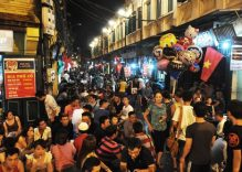 Hanoi to lift curfew this weekend